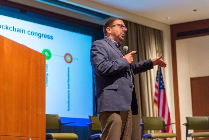 Міжнародний блокчейн конгрес