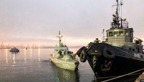 На кораблі, який захоплював українських моряків у Чорному морі, служить син українського контр-адмірала