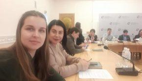 Представники IDF взяли участь в експертному обговоренні законодавства у сфері доступу